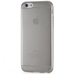 Ploniausias TPU skaidrus dėklas - pilkas (iPhone 6 Plus / 6s Plus)