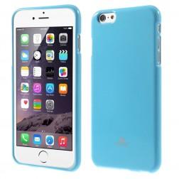 """""""Mercury"""" dėklas - šviesiai mėlynas (iPhone 6 Plus / iPhone 6s Plus)"""
