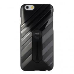 """""""Rock"""" Car Mount dėklas su integruotu automobiliniu laikikliu - juodas (iPhone 6 / 6s)"""