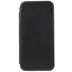 """""""Shiny"""" atverčiamas dėklas - juodas (iPhone 6 / 6s)"""