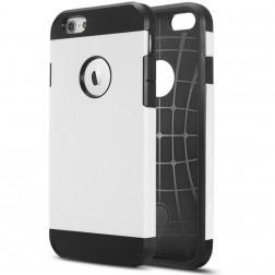 Sustiprintos apsaugos dėklas - baltas (iPhone 6 / 6s)
