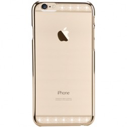 """X-Fitted"" Lace Swarovski dėklas - auksinis (iPhone 6 / 6S)"