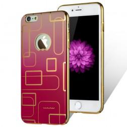 """JLW"" Color Palette dėklas - rožinis (iPhone 6 / 6S)"