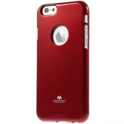"""""""Mercury"""" dėklas - raudonas (iPhone 6 / 6s)"""