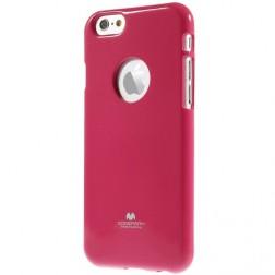 """""""Mercury"""" dėklas - tamsiai rožinis (iPhone 6 / 6s)"""