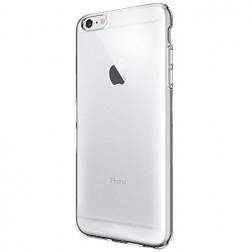 Plastikinis dėklas - skaidrus (iPhone 6 / 6S)