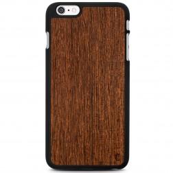 """""""Crafted Cover"""" natūralaus medžio dėklas - Sukupira (iPhone 6 Plus / 6s Plus)"""