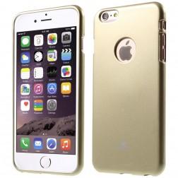 """Mercury"" dėklas - auksinis (iPhone 6 Plus / iPhone 6s Plus)"