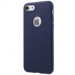 Ploniausias TPU dėklas - mėlynas (iPhone 7 / 8)