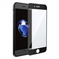 """Mocolo"" 9H Tempered Glass apsauginis ekrano stiklas 0.3 mm - juodas (iPhone 6 / 7 / 8)"