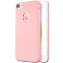 """""""Baseus"""" Mystery dėklas - šviesiai rožinis (iPhone 7 / 8)"""