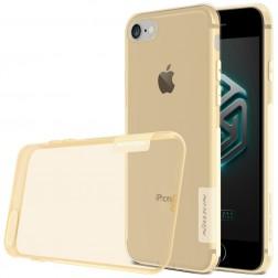 """""""Nillkin"""" Nature TPU skaidrus dėklas - rudas (iPhone 7 / 8)"""