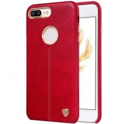 """""""Nillkin"""" Englon dėklas - raudonas (iPhone 7 Plus / 8 Plus)"""
