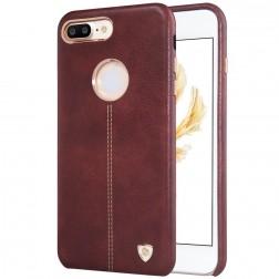 """""""Nillkin"""" Englon dėklas - rudas (iPhone 7 Plus / 8 Plus)"""