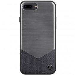 """""""Nillkin"""" Lensen dėklas  - juodas (iPhone 7 Plus)"""