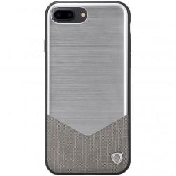 """""""Nillkin"""" Lensen dėklas  - sidabrinis (iPhone 7 Plus / 8 Plus)"""