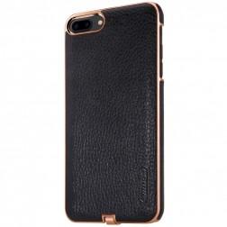 """""""Nillkin"""" N-JARL Wireless dėklas su belaidžio įkrovimo funkcija  - juodas (iPhone 7 Plus)"""