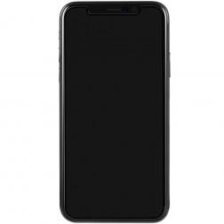 """""""Benks"""" Tempered Glass pilnai dengiantis apsauginis ekrano stiklas 0.3 mm - juodas (iPhone X / Xs / 11 Pro)"""