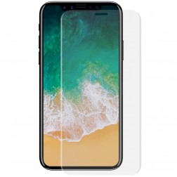 """Hat-Prince"" Tempered Glass apsauginis ekrano stiklas 0.26 mm - skaidrus (iPhone X)"