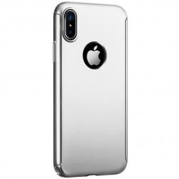 """""""JOYROOM"""" Beetles plastikinis dėklas - sidabrinis (iPhone X)"""