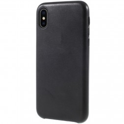 Soft Slim dėklas - juodas (iPhone X / Xs)