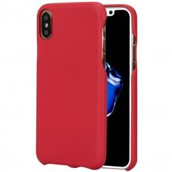 """""""Lenuo"""" Soft Slim dėklas - raudonas (iPhone X / Xs)"""