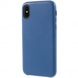 Soft Slim dėklas - mėlynas (iPhone X / Xs)
