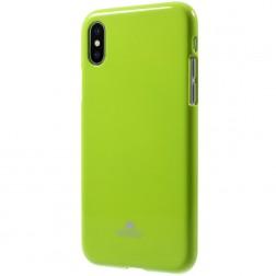"""""""Mercury"""" dėklas - žalias (iPhone X / Xs)"""