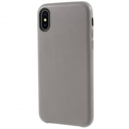 Soft Slim dėklas - pilkas (iPhone X / Xs)