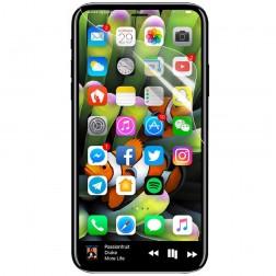 """""""ISME"""" apsauginė ekrano plėvelė (pilnai dengianti) - skaidri (iPhone X / Xs / 11 Pro)"""