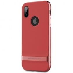 """""""Rock"""" Royce dėklas - raudonas (iPhone X / Xs)"""
