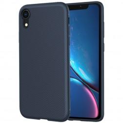 """""""Lenuo"""" kieto silikono (TPU) dėklas - mėlynas (iPhone Xr)"""