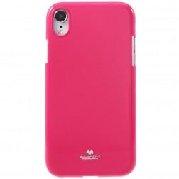 """""""Mercury"""" dėklas - tamsiai rožinis (iPhone Xr)"""
