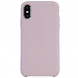 """""""Shell"""" kieto silikono (TPU) dėklas - rožinis (iPhone Xr)"""