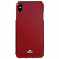 """""""Mercury"""" dėklas - raudonas (iPhone Xs Max)"""