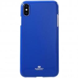 """""""Mercury"""" dėklas - tamsiai mėlynas (iPhone Xs Max)"""