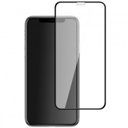 """Mocolo"" Tempered Glass apsauginis ekrano stiklas 0.26 mm - juodas (iPhone X / Xs / 11 Pro)"