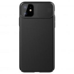 """""""Nillkin"""" CamShield dėklas - juodas (iPhone 11)"""