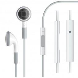 """""""Apple"""" ausinės - baltos"""
