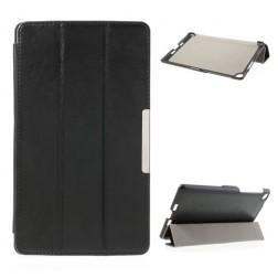 Klasikinis atverčiamas dėklas - juodas (Nexus 7 2013)