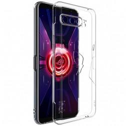 """""""Imak"""" kieto silikono (TPU) dėklas - skaidrus (Rog Phone 3)"""