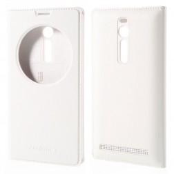 """""""Smart Window"""" atverčiamas dėklas - baltas (Zenfone 2 5.5)"""