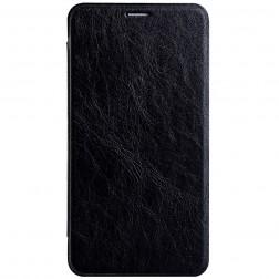 Solidus atverčiamas dėklas - juodas (Zenfone 2 5.5)