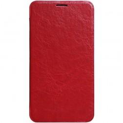 Solidus atverčiamas dėklas - raudonas (Zenfone 2 5.5)