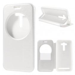 """Roar"" Noble atverčiamas dėklas - baltas (Zenfone 2 Laser 5.5)"