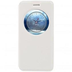 """""""Smart Window"""" atverčiamas dėklas - baltas (Zenfone 3 5.2)"""