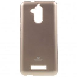 """Mercury"" dėklas - auksinis (Zenfone 3 Max)"