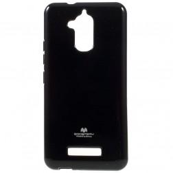"""Mercury"" dėklas - juodas (Zenfone 3 Max)"