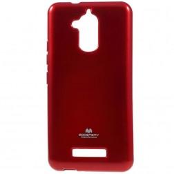 """""""Mercury"""" dėklas - raudonas (Zenfone 3 Max)"""