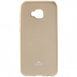 """Mercury"" dėklas - auksinis (Zenfone 4 Selfie Pro)"